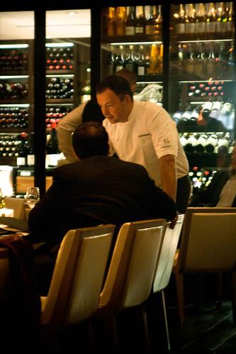 Chef David Hawksworth