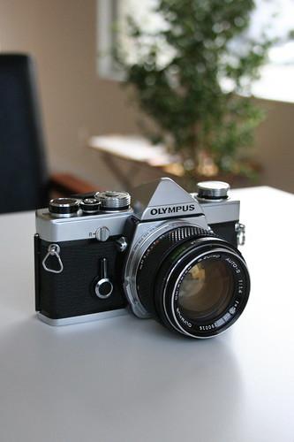 フィルムカメラ オリンパスOM-1(その1)