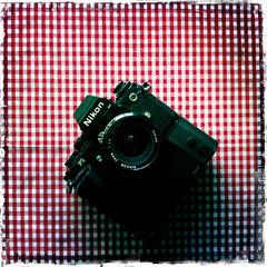 Nikon F3 HP MD-4 und Nikkor 1:2,8 24 mm (snedav) Tags: camera drive high nikon angle wide f 24 motor f3 mm nikkor kamera weitwinkel md4 eyepoint