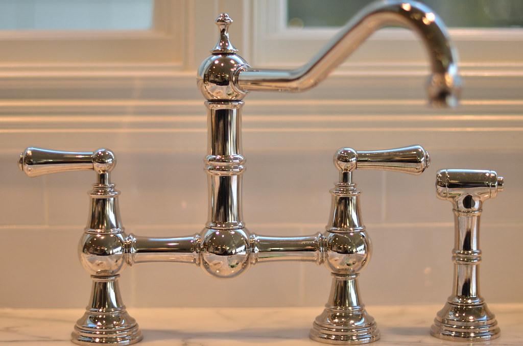 bridge faucet