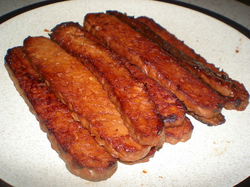 Tempeh Bacon Revamped