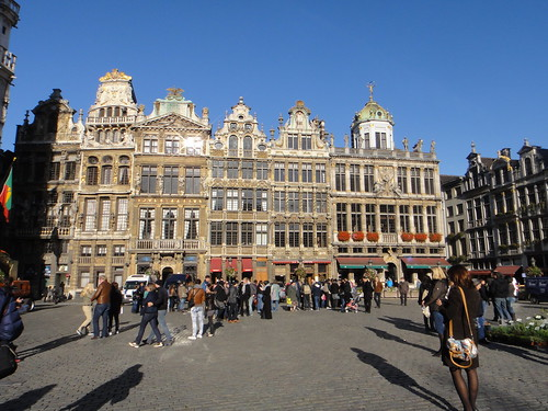 21.Oct.11 Brussels, Grand Place