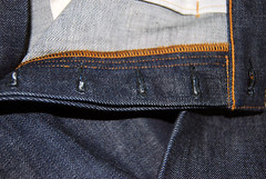 Button Fly (Northern Denim Co.) Tags: jeans denim buttonfly