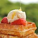 Strawberry_Waffles