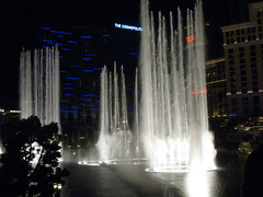The Bellagio Fountain Show