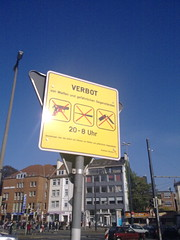 Bremen: Waffen nur tagsüber!