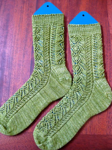 Crocus Socks- Pair