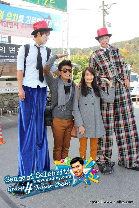 Awal Ashaari Korea