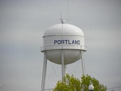 Portland Water Tower