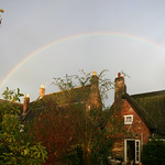 rainbow over walnut cottage thumbnail