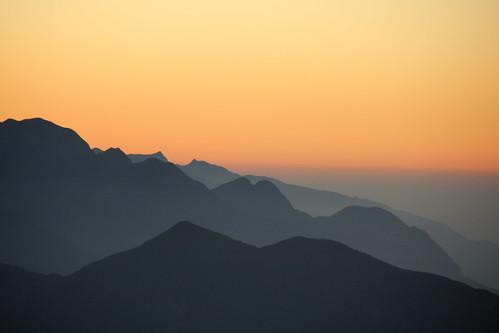 Alvorada dawn/dusk Aurora Mantiqueira Marins mountain Nascer do Sol Pico Serra favorites