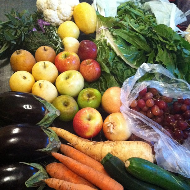 Farmer's market 10/26/11