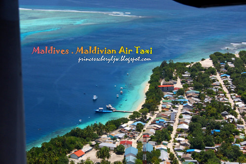 Maldives Sea Plan ride 25