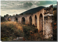Nikiforos bridge ... HDR + Orton effect (Emil9497 Photography & Art) Tags: abandoned geotagged ancient hellas greece drama hdr orton wow1 nikiforos d90 abandonedbridge ortoneffect nikond90   doubleniceshot tripleniceshot mygearandme mygearandmepremium mygearandmebronze mygearandmesilver dblringexcellence photographyforrecreationeliteclub emilathanasiou emil9497photographyart musictomyeyeslevel1 flickrstruereflection3 geo:lat=4117235245274987 geo:lon=24323609453914628 rememberthatmomentlevel1 photographyforrecreationclassic