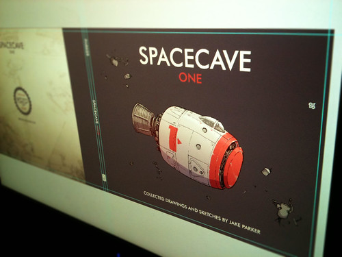 SPACECAVE ONE