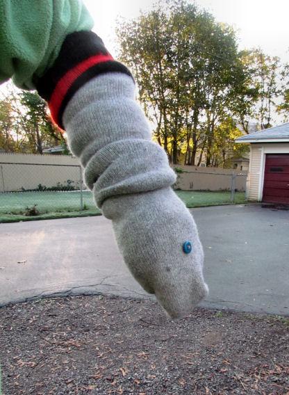 Sock Mitten