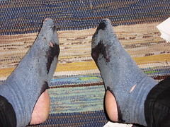 n.. vad tycks?? (lasseman92) Tags: broken wet stockings sport socks out big nice sock toe hole boots rags bad rubber dirty holes holy smell terrible worn torn heel cry trasig hobo smelly hollow stinky ragged tattered wornout holey inherited hl froozen coold t holysock strumpa straff luffar sockholes strumphl utslitna