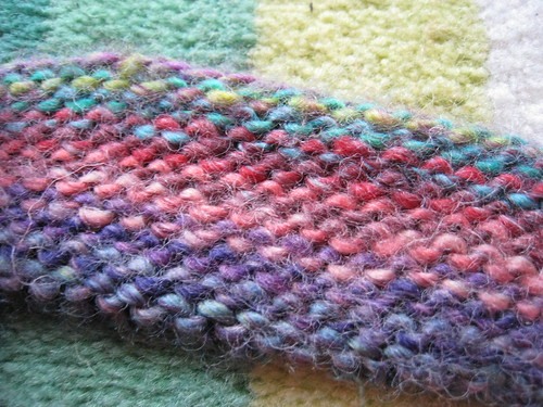 Knitted cowl / snood
