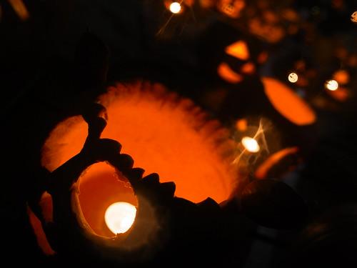 Jack-o'-lantern night