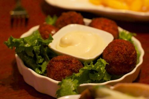 Mac'n cheese balls
