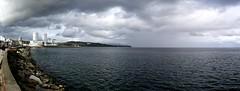 Puerto Montt (nabirralover) Tags: mar cielo nubes puertomontt panormica chileflickr