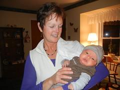 Leo meets his Aunt Debi