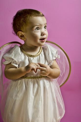 無料写真素材, 人物, 子供  女の子, 人物  見上げる