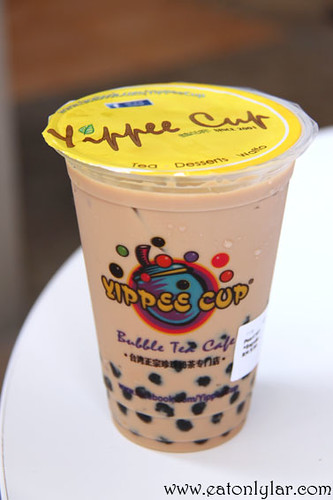 Signature Pearl Milk Tea, Yippee Cup
