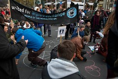 Occupy Dsseldorf - Germany (Miro May) Tags: deutschebank griechenland citibank commerzbank politiker krise demonstation lehmanbrothers wirsinddasvolk landesbank westlb badbank echtedemokratie targobank eurokrise casinokapitalismus 29102011 occupywallstreet wearethe99 occupytogether occupyduesseldorf occupyworldwide brechtdiemachtderbankenundkonze