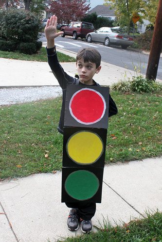 stop light halloween costume by woodleywonderworks, on Flickr