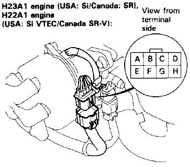 H22 External Coil Wiring Diagram besides H22 Wiring Harness likewise  on obd2 engine harness h22a into a