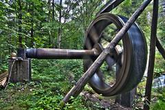 Spinning Walter Mill (Twilight Tea) Tags: austria august niederösterreich 2011 австрия industrieviertel