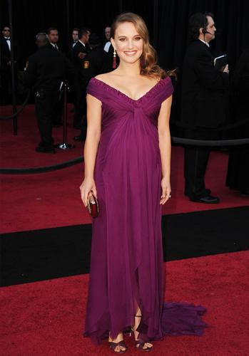 Natalie Portman Oscar 2011