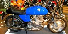 italian motorcycles motorbikes laverda 750 stokeclassicbikeshowoct2010