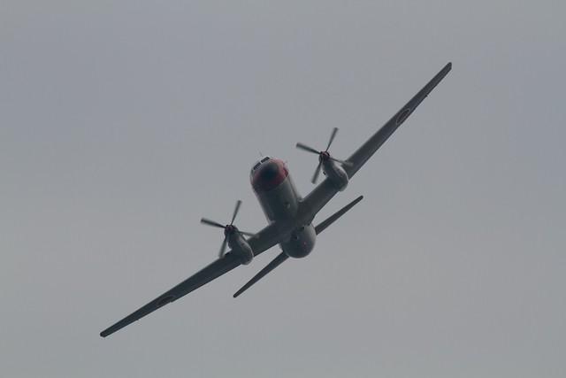 JASDF YS-11FC