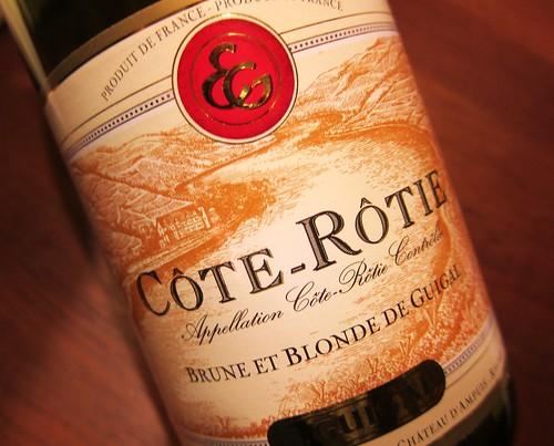 2005 Cote Rotie Brune et Blonde Domaine Guigal