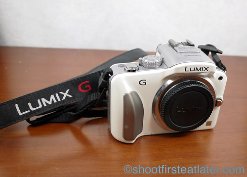 Panasonic DMC-G3K-1