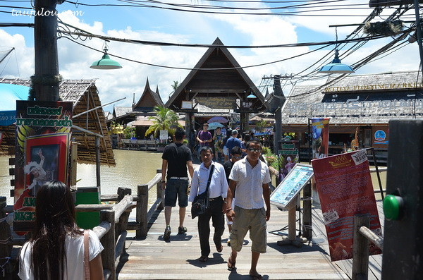 pattaya floating Market (4)