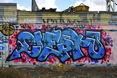 CLEPTO (STILSAYN) Tags: california graffiti oakland bay area clepto 2011