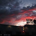 Helm's Sunset