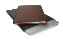 Joli Originals leather MacBook Air Sleeve