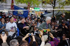 David Crosby Graham Nash Occupy Wall Street 2011 Shankbone 5