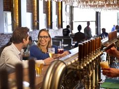 Moeder Lambic, Brussels (VISITFLANDERS) Tags: brussels flanders beer moederlambic bar europe belgium drinking visitflanders belgianbeer cafe café pub withfriends