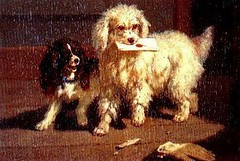 Joost Vincent de Vos 1829 - 1875 (Paul Gosselin - Belgian artist) Tags: color art dogs animals painting belgium kortrijk devos flemishschool broelmuseum joostvincentdevos