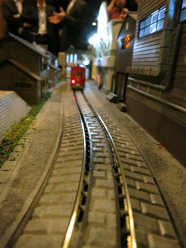 PowerShot S100 作例 rail of model railroad