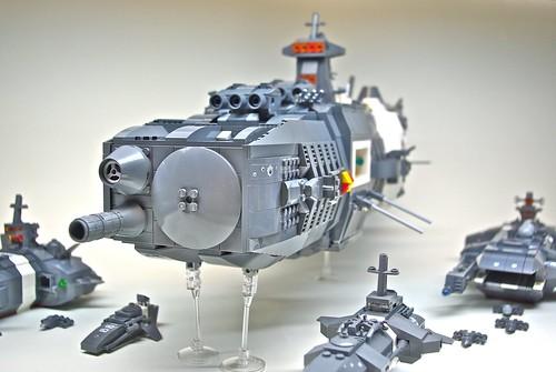 U.E.F. Battle Group (2)