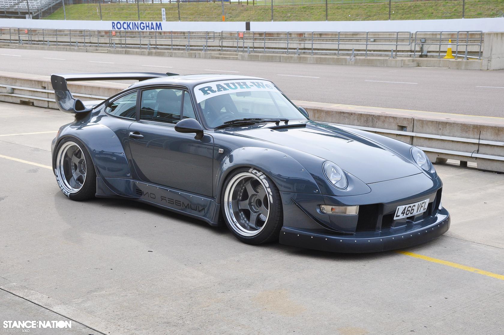 Number One x Porsche RWB England