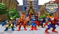 Juegos MMO - Marvel  Super Hero Squad Online