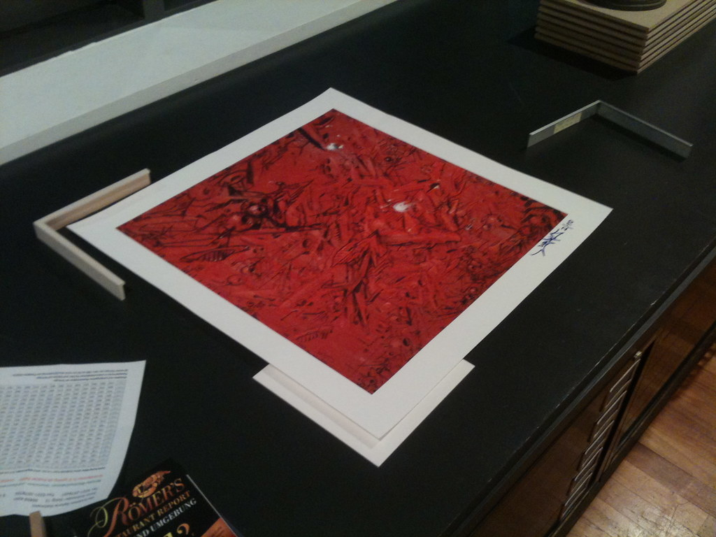 SEAK`s occupied (red) print