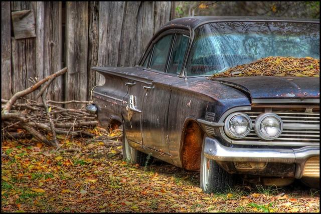 oklahoma canon classiccar chevy impala hdr 1960chevyimpala 60d sallisawoklahoma